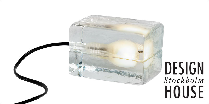 Design House Stockholm Block Lamp Stockholm Mini-block Lamp