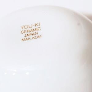 Ceramic Japan 遊器 酒器セット 徳利 ぐいのみ【おちょこ とっくり セラミックジャパン テーブルウェア お酒 ギフト キッチン 食器 デザイン デザイナーズ】