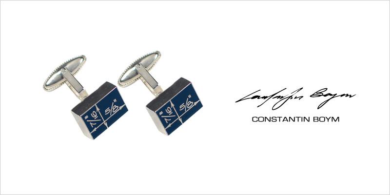アクメ コンスタンチン・ボイム 服飾雑貨 デザイン カフス ボタン 就職祝い 誕生日