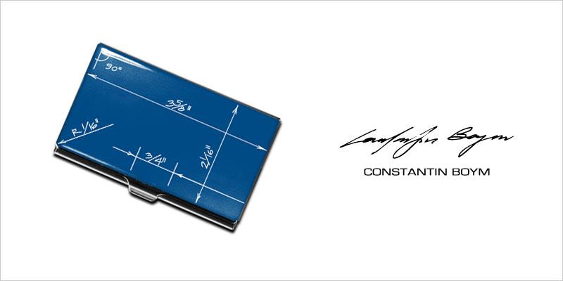 ACME BLUEPRINT ペン&カードケース 【ペン&カードケース  アクメ ボールペン ペン カードケース 名刺入れ 就職祝い ステーショナリー】