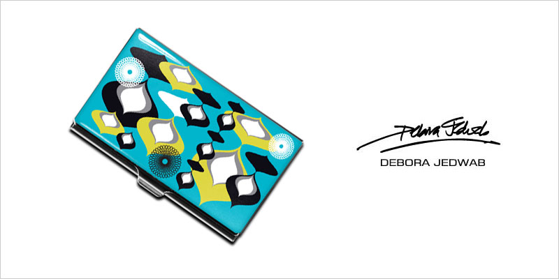 ACME GENIE カードケース 【アクメ デボラ・デュアブ DEBORA JEDWAB 服飾雑貨 名刺入れ カード ビジネス アクセサリー 就職祝い】