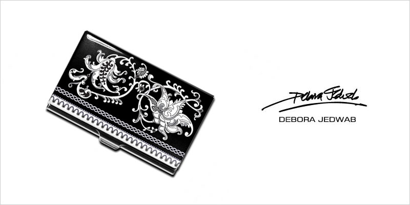 ACME OPULENCE カードケース 【アクメ デボラ・デュアブ DEBORA JEDWAB 服飾雑貨 名刺入れ カード ビジネス アクセサリー 就職祝い】