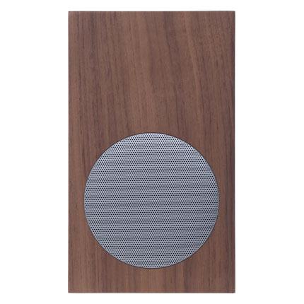 チボリオーディオ テーブルラジオ Model 10 ウォールナット/シルバー【Tivoli モデルテン ラジオ オーディオ機器 iPod スピーカー】