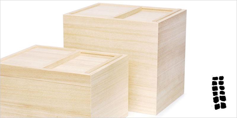 東屋 米櫃 5kg 【東屋 収納 お米 米びつ 米櫃 保管 保存 容器 キッチン料理 木製 木】