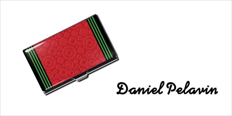 ACME CHINA MARKET カードケース 【アクメ ダニエル・ペラヴィン DANIEL PELAVIN  服飾雑貨 名刺 カード 名刺入れ 就職祝い】