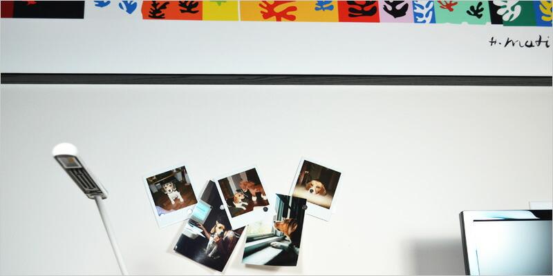 Three by Three Seattle メタルバー スキニー 【マグネット 磁石 インテリア 雑貨 フォト 写真 カード メモ オフィス スリー・バイ・スリー・シアトル デザイン】