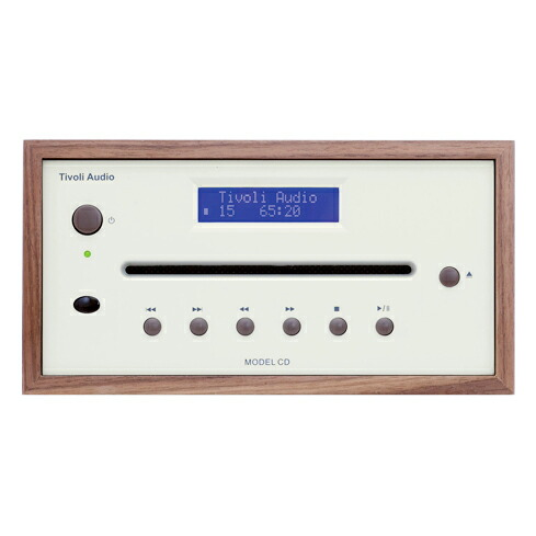Tvjpmcdcla on tivoli audio model cd player