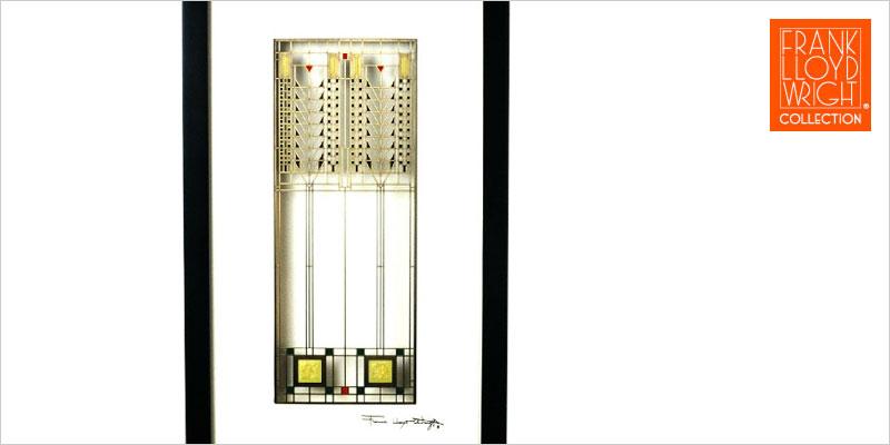 FLW フランク・ロイド・ライト ウォールアートホーム デコレーション インテリア 装飾