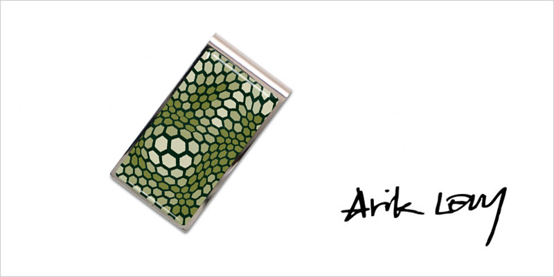 ACME HONEYCOMB マネークリップ  【アクメ アリック・レヴィ ARIK LEVY 服飾雑貨 マネークリップ 財布 アクセサリー】
