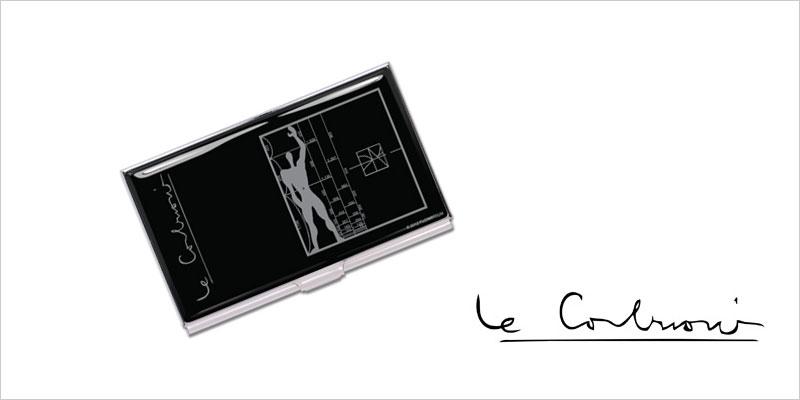 ACME LE MODULOR/FIGURE カードケース 【アクメ LE CORBUSIER ル・コルビュジェ 服飾雑貨 名刺 カード 名刺入れ 就職祝い】