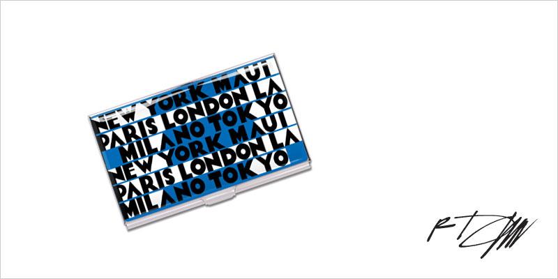 ACME METRO カードケース 【アクメ ROD DYER ロッド・ダイヤー 服飾雑貨 名刺 カード 名刺入れ 就職祝い】