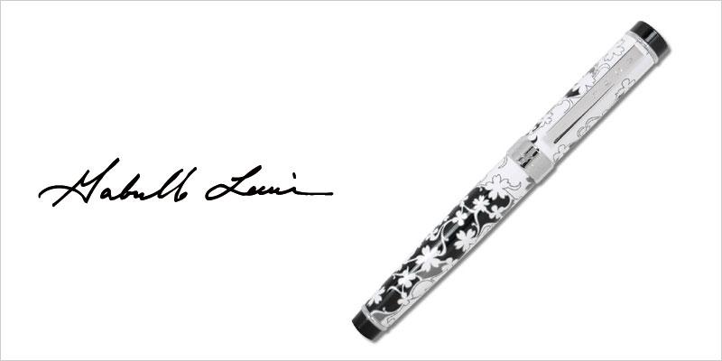 ACME PETAL ローラーボールペン 【アクメ ガブリエル・リューイン GABRIELLE LEWIN 筆記用具 ボールペン ペン ステーショナリー】