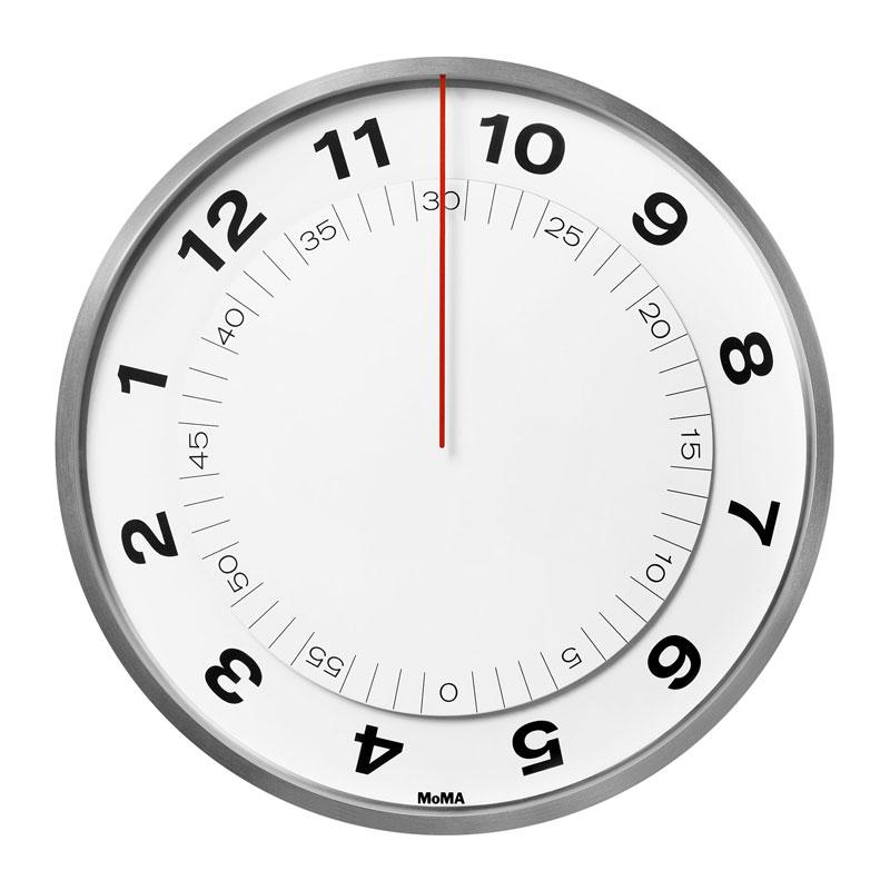 MoMA 掛け時計