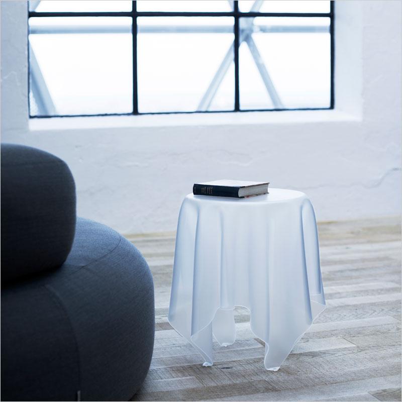 essay tall illusion table