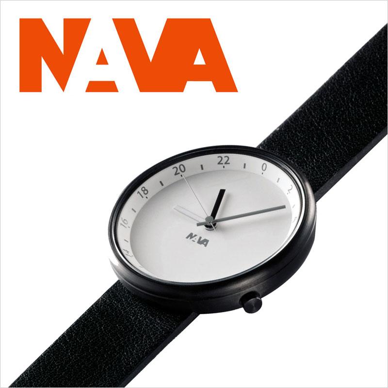 NAVA DESIGN Wherever O450 腕時計 ユニセックス ナバデザイン ナヴァ 時計 服飾雑貨 デザイン デザイナーズ ウォッチ イタリアン イタリア