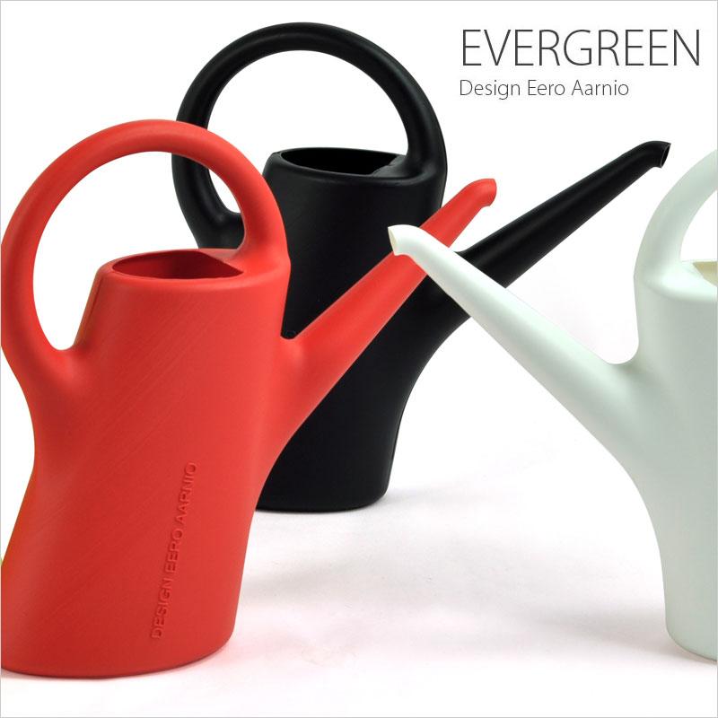 Plastex エバーグリーン ジョウロ プラステックス Evergreen じょうろ ガーデニング 水やり ガーデン 庭 花 植物 EERO AARNIO 北欧 デザイン