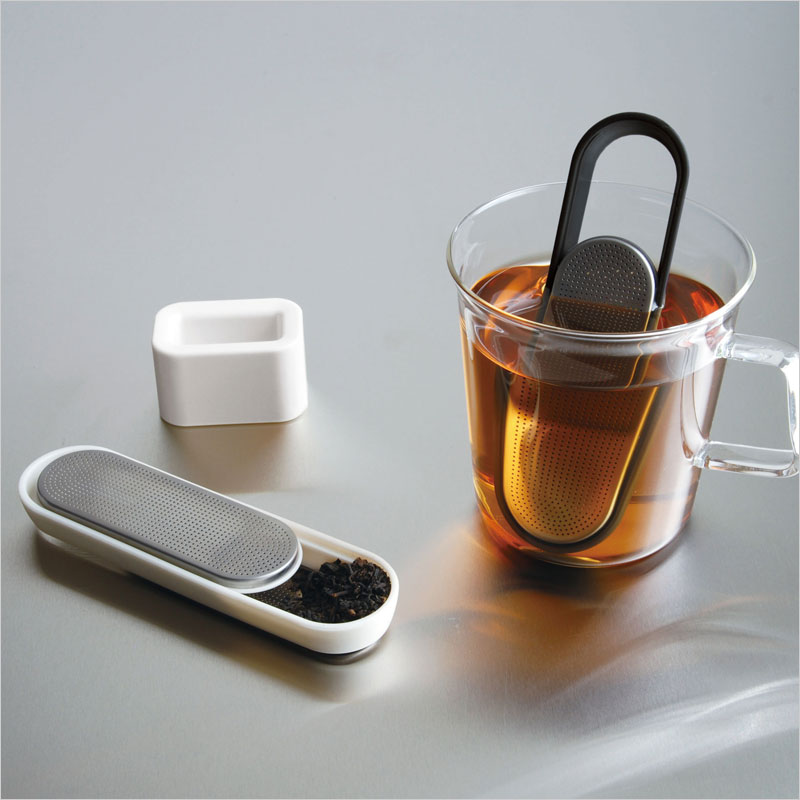 KINTO ループティーストレーナー キントー LOOP TEA STRAINER 一人用 紅茶 ティー 1人用 1杯 ドリップ ドリップ式 ティー お茶 27326 27327