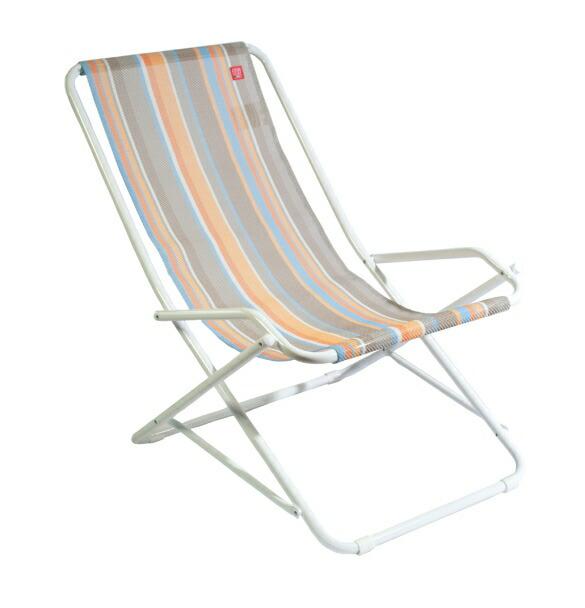 フィアム ドンドリーナ ガーデンチェア FIAM Dondolina イタリア製 屋外用チェア 折りたたみ 折り畳み アウトドア 椅子 いす 庭 デザイナーズ