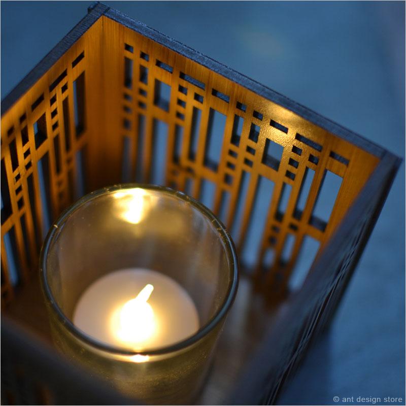 フランクロイドライト LEDキャンドル フランクロイドライト LEDキャンドル Frank Lloyd Wright 間接照明 ロウソク 蝋燭 キャンドル LEDライト