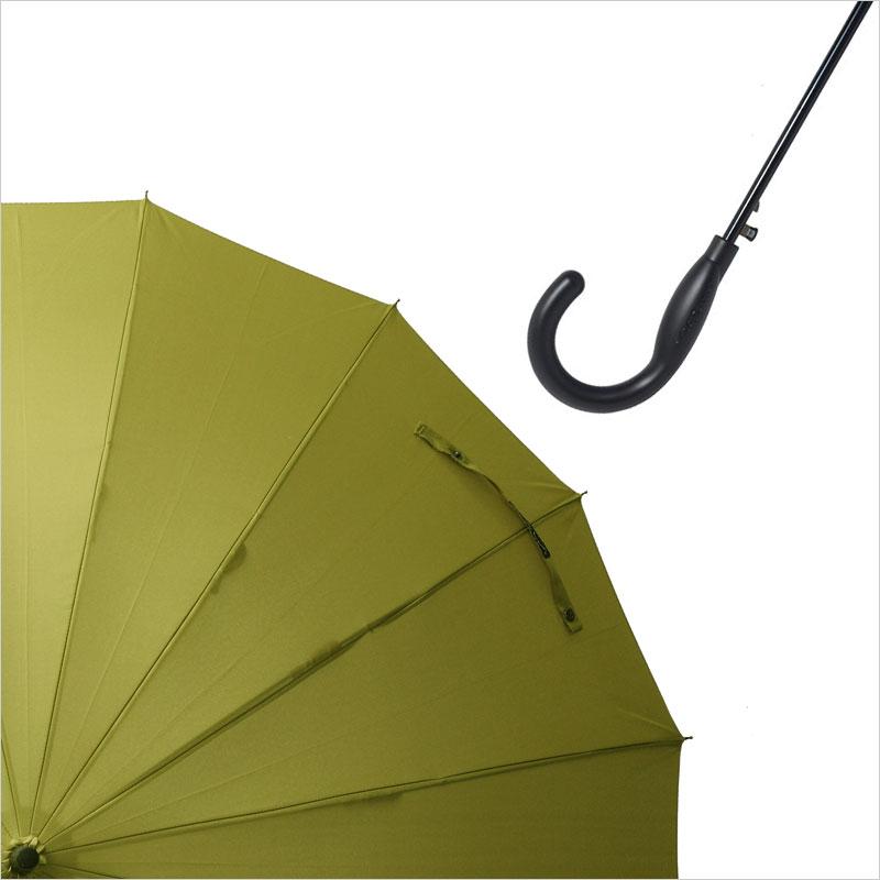 mabu ベーシックジャンプ 長傘 マブ マブワールド 傘 シンプル 雨傘 ジャンプ傘 ジャンプ式 ワンタッチ傘 かさ デザイン 服飾雑貨