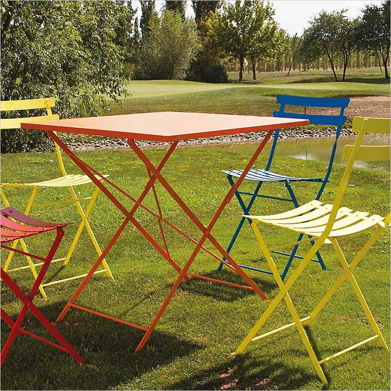 タレンティ ロイ レクタンギュラー フォールディングテーブル ROY_REC 折りたたみ式ガーデンテーブル Talenti 屋外用 折り畳み 机 庭 デザイナーズ 家具 イタリア製