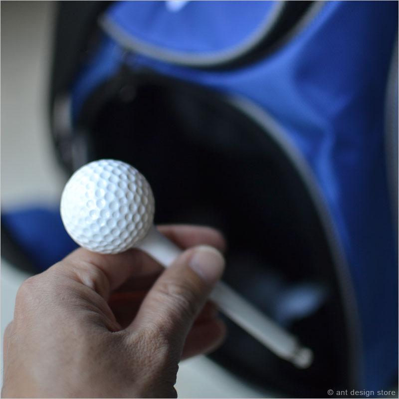 ゴルフボールペン ゴルフボールペン ゴルフ コンペ ゴルフコンペ 賞品 景品 ボールペン 文具 ステーショナリー ゴルフ ボール ペン