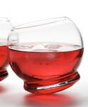 normann COPENHAGEN (ノーマンコペンハーゲン) ロッキンググラス 4個 【ワイン バー グラス コップ 食器】