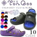 Sky 10P13sep13 リフレクソロジーインソール sandals