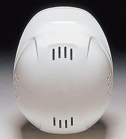 【ディック/DIC プラスチック】ポリエチレン素材ヘルメット BC-1 NPあご紐付き (軽作業帽)