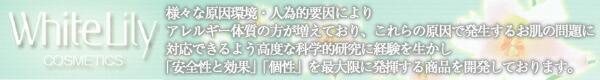 ホワイトリリー紹介