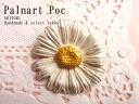 Lawn tern brooch / 115
