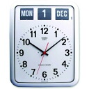 TWEMCO's wall clock BQ-12 A [White]