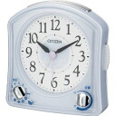 "Citizen alarm clock ""Moulins R02"" 8RMA02-004 alarm clock めざまし clock 8RMA02-003"