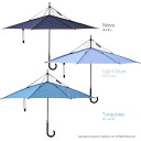 H concept + d umbrella UnBRELLA Upside Down Umbrella D-870 rain umbrella (kasa_kasa) an umbrella umbrella