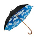 Popular umbrella (umbrella and Casa)! MoMA sky umbrella sturdy umbrella umbrella fashion fs3gm