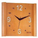 Germany Hermle company デザインク rock SCOOP 30679-382100 HERMLE wall clock ( clock )