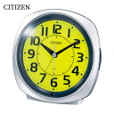 "36% Off citizen alarm clock ""サイレントミグ 638' 8RE638-019 ( alarm clock / alarm clock /CITIZEN )"