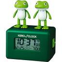 Rhythm clock alarm clock 8RDA41RH05 KERO CLOCK (frog) alarm clock / めざまし clock fs3gm