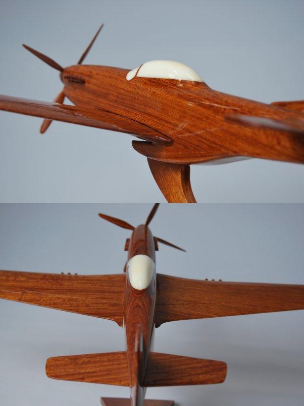 大手工制作木制模型飞机p
