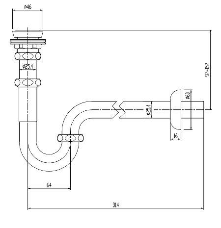 手自动排水电路图