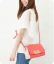 Half ネコフェースショルダー bag tsumori Chisato Carrie tsumori chisato CARRY