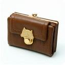 ツモリチサト 지갑 カリヤネコ 꼬리표가 마 지갑 ツモリチサト 캐리