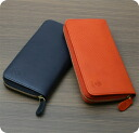 ★ points 10 times CI-VA Chiba Nume leather zip around + space card wallet