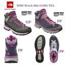 I possess the north face women Lec mid Gore-Tex (Lady's) lightness and rigidity in a good balance and am the trekking shoes which I wear it, and adjusts to a foot from the beginning. Complete waterproofing.  The North Face Womens Wreck Mid GORE-TEX