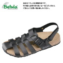 50% Off weekdays in order to 1:00 PM on the same day is shipped Betula by Birkenstock Gore 2 black ビルコフロー clock / comfort Sandals Betula By Birkenstock Goa2 Black Birko-Flor