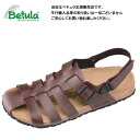 SALE! During the week in order to 1:00 PM on the same day is shipping Betula by Birkenstock Gore 2 dark brown ビルコフロー clock / comfort Sandals Betula By Birkenstock Goa2 DarkBrown Birko-Flor