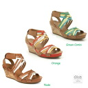 Clarks rusty free wedge sole sandal Spring/Summer 2014 2013 popular Clarks company No, 1 Sandals new colors appeared Clarks Rusty Free Wedge Sole Sandal on weekdays in order to 10:00 on the day of ships.