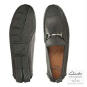Clarks men's DAVONT RIDE BLACK TUMBLED LEATHER Clarks davon to ride black tumbled leather relax resort season best. -Bit loafers driving shoes for 2015 SPRING COLLECTION