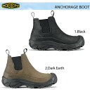 Keen men's anchorage boot 4002757 waterproof warm deodorizing humidity absorption KEEN MENS Anchorage Boot trekking boots outdoor boots Couleur response