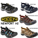 Keen men's Newport H2 comfort sandal and clog Sandals 10 color deployment KEEN MENS NEWPORT H2 10-COLOR